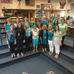 Kingsford Park school goes TEAL!!!